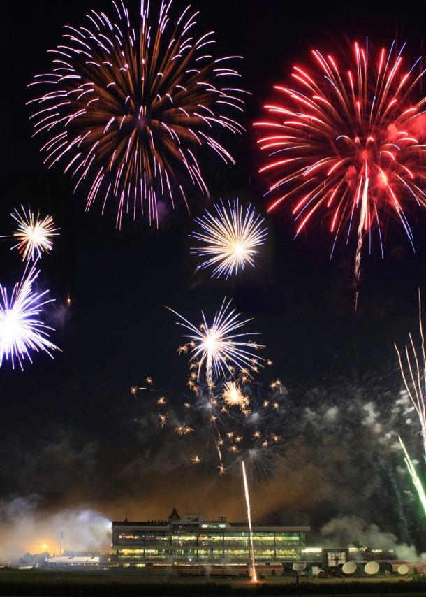 Canterbury Fireworks 7-3-12 #3