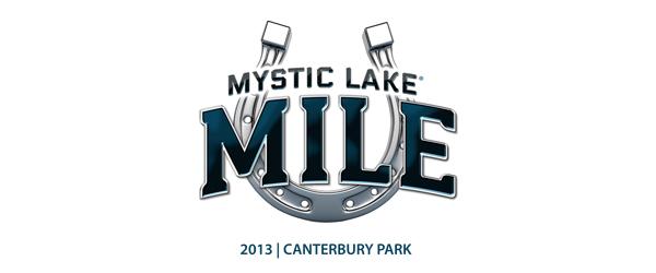 Mystic Lake Mile Logo