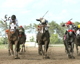 Ghost Is Clear - The Dark Star Cup - 06-15-14 - R08 - CBY - Under Rail Finish
