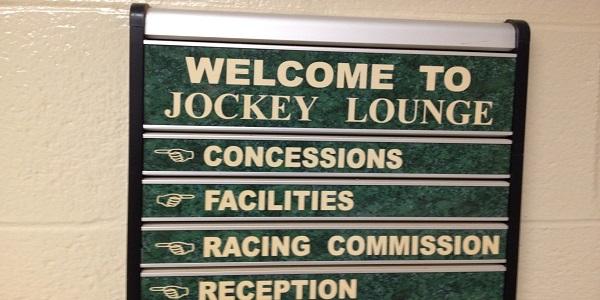 jockey room