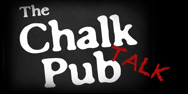 Chalk Pub Talk w Dallas Keen