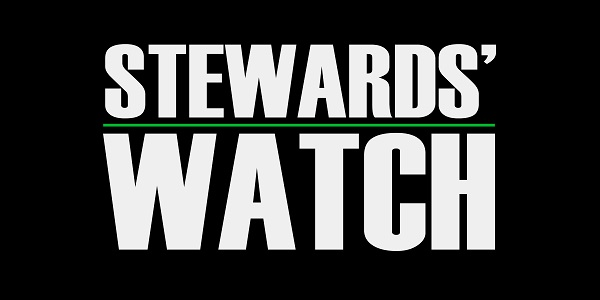 Stewards Watch June 15