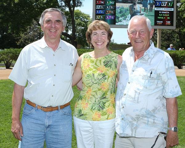 Richard Bremer, Cheryl Sprick & Bernell Rhone