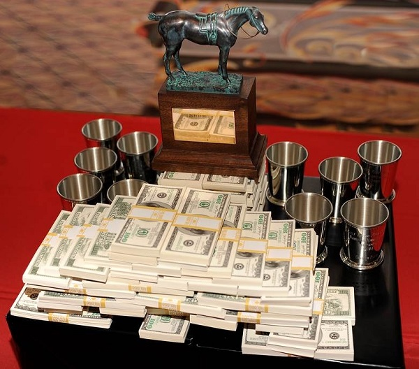Image 2 (Eclipse Award, Cash and Silver Julep Cups)