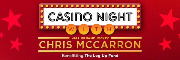 Casino Night with Chris McCarron