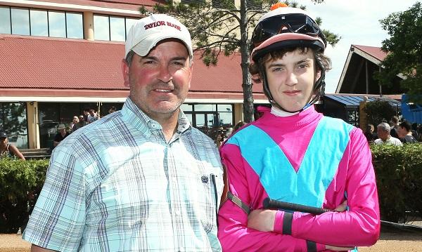 Troy and Scott Bethke