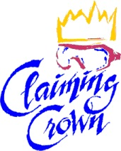 Original Claiming Crown logo from 1999.