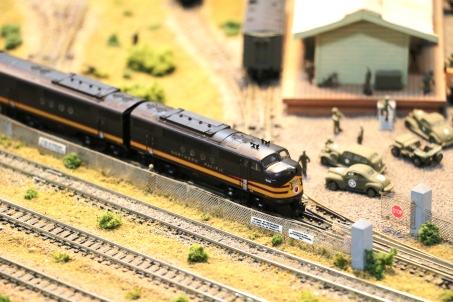 Train Show Canterbury 2